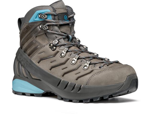 Scarpa Cyclone GTX Schuhe Damen gull gray/arctic
